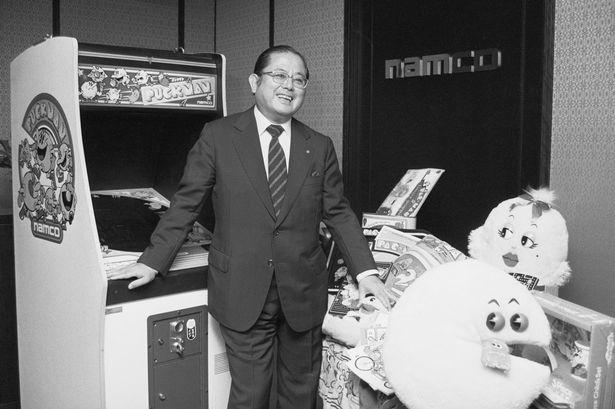 Masaya Nakamura - Pac-Man