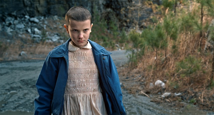 Millie Bobby Brown Once