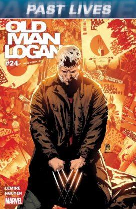 Old Man Logan Portada