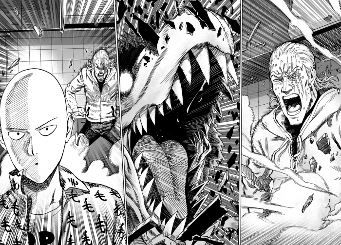 ONE PUNCH-MAN 8 3