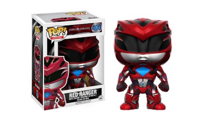 Power Ranger Rojo Funko