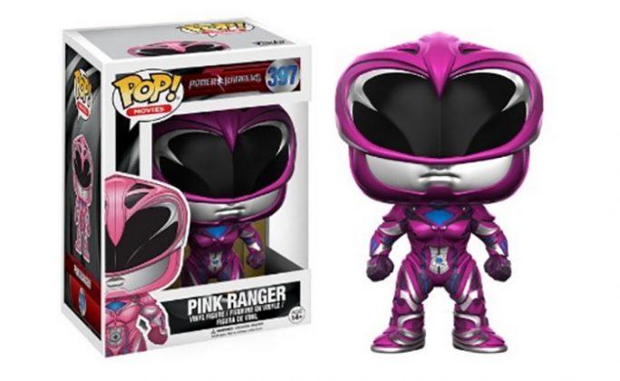 Power Ranger Rosa Funko