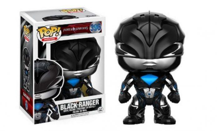 Power Ranger negro Funko