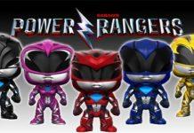 Power Rangers Funko