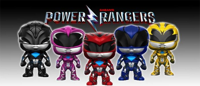 Power Rangers Funko