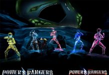 Power Rangers realidad virtual