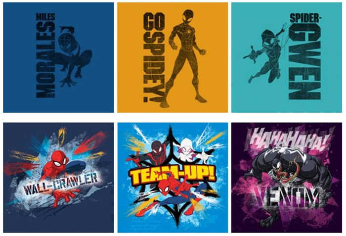 Promoción nueva serie Spider Man