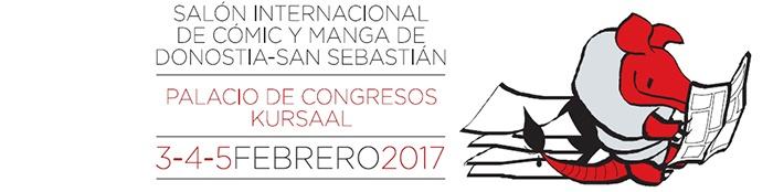 Salón Internacional Cómic y Manga San Sebastián