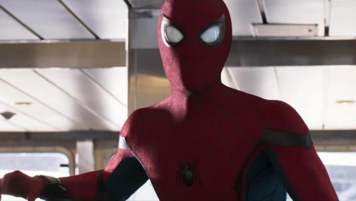 Spiderman - Tom Holand