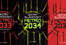 Trilogía Metro Dmitry Glukhovsky