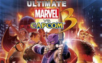 Ultimate Marvel vs. Capcom 3 Ps4