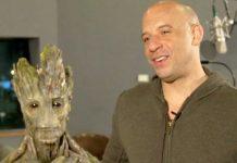 Vin Diesel - Groot