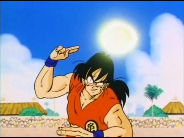 Yamcha Spirit Ball