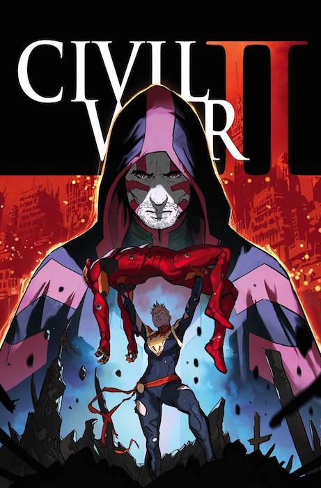 civil war ii panini comics