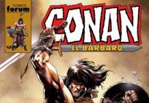 Conan 35 aniversario Planeta Cómic