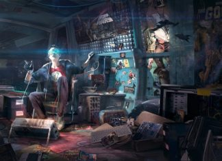 Florian de Gesincourt degesart - Ready Player One - fanart