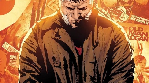 Old Man Logan Portada