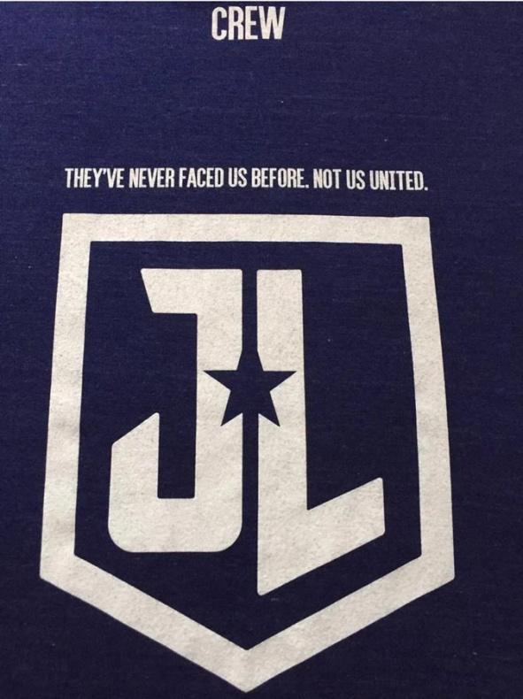 Camiseta Justice League