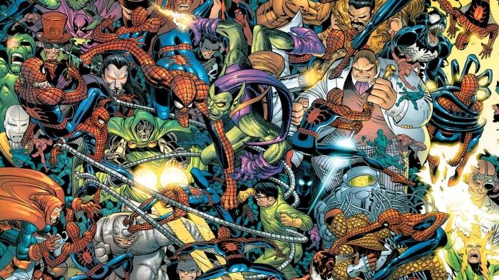 spidervillains