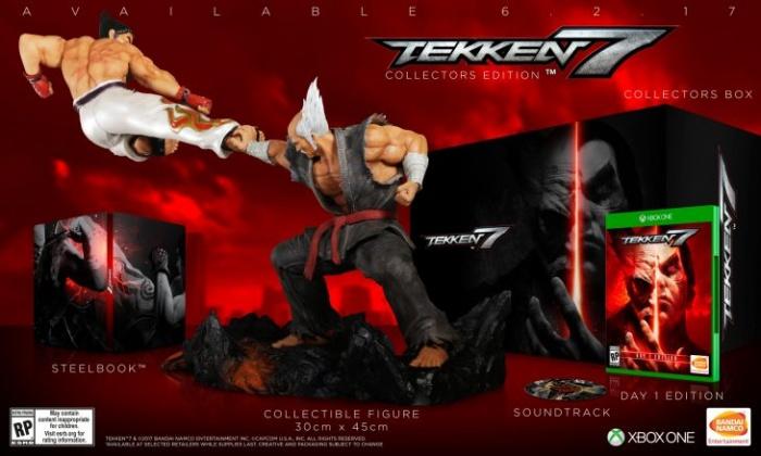 tekken-7-fecha-coleccionista