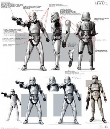 thomas a szakolczay stormtrooper sketches