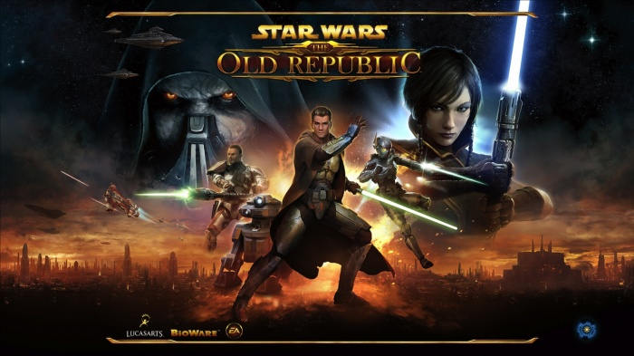 Star Wars The Old Republic Netflix