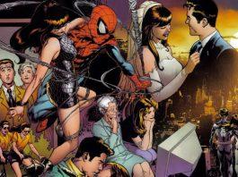 Spiderman boda