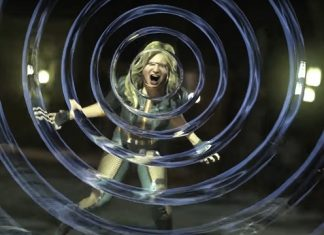 Black Canary en Injustice 2