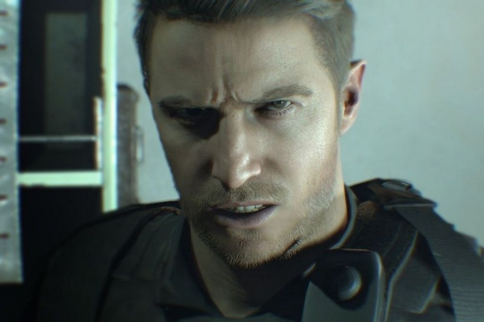 Chris Redfield Resident Evil 7