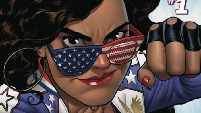 America Chavez Marvel Comics