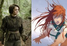 Maisie Williams Wolfsbane