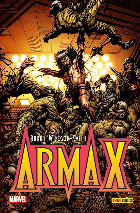 ArmaX Panini