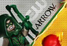 LEGO Arrow The Flash
