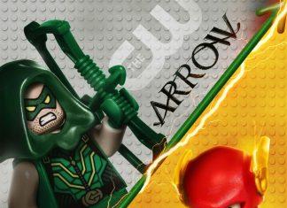 LEGO Arrow The Flash