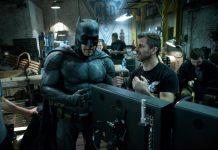 Batman v Superman: El Amanecer de la Justicia Rodaje
