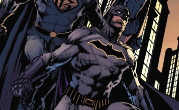 Tom King Batman