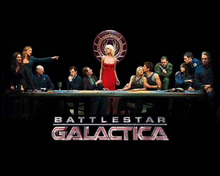 Battlestar Galactica 2009