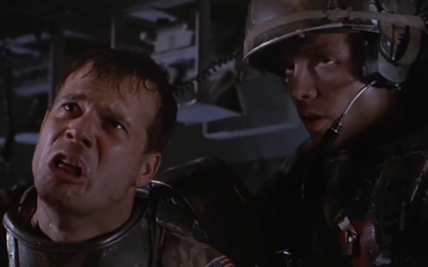 Bill Paxton - Michael Biehn - Aliens