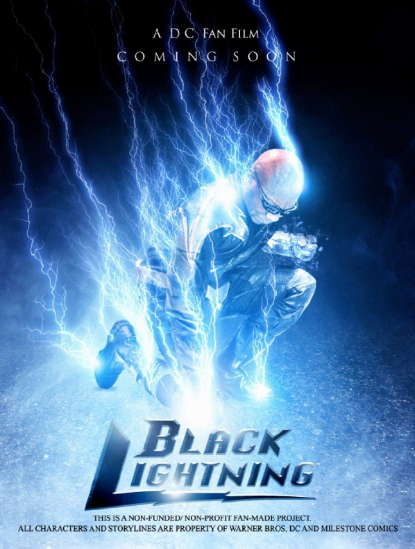 DC Fan Film Black Lightning Tobias's Revenge