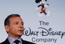 Bob Iger CEO Disney