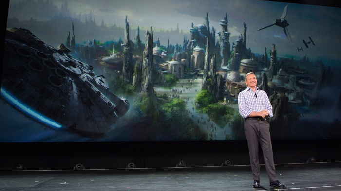 Bob Iger CEO de Disney
