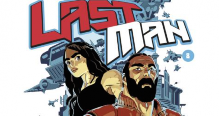 Last Man 8