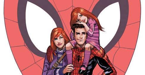 Spiderman: Renueva tus votos