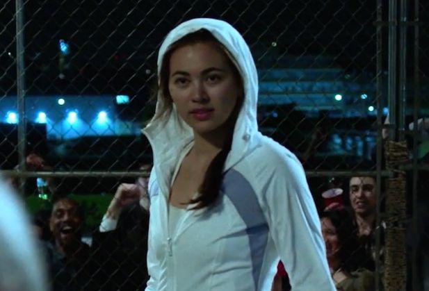 Colleen Wing - Iron Fist - Netflix