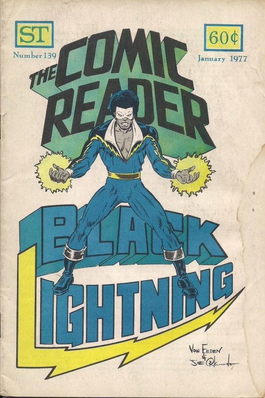Comic Reader #139 1977