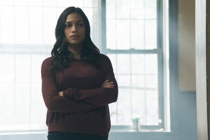 Iron Fist Claire Temple