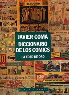 Javier Coma Diccionario de los cómics