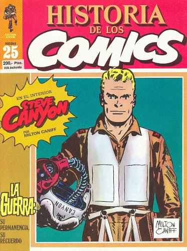 Javier Coma Historia de los Comics 25