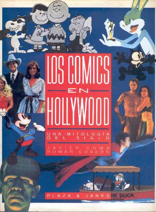 Javier Coma Los cómics en Hollywood
