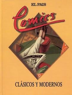 Javier Coma coleccionable cómics de El País